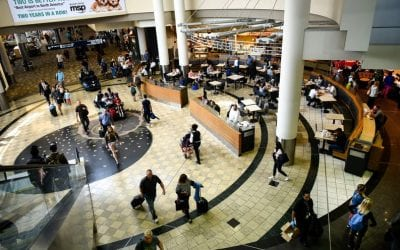 Now at MSP airport: Food delivered to your gate