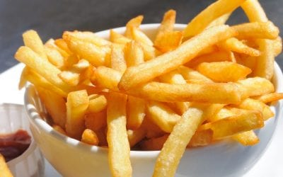 Celebrate National French Fries Day With AtYourGate