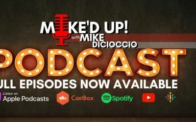 AtYourGate Founder PJ Mastracchio on the Mike'd Up Podcast