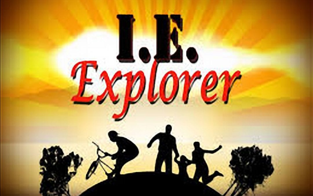 AtYourGate on Inland Empire Explorer