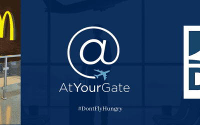 AtYourGate at Denver International Airport