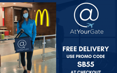 Free Delivery From AtYourGate – Big Game